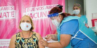 vacuna coronavirus covid provincia buenos aires campaña