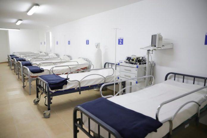 20 camas terapia intensiva pilar