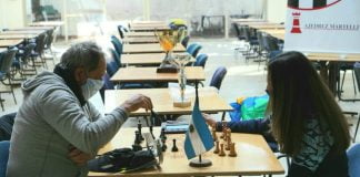 40 años escuela de ajedrez