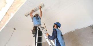 el municipio de san martin avanza con obras del programa haciendo escuela.