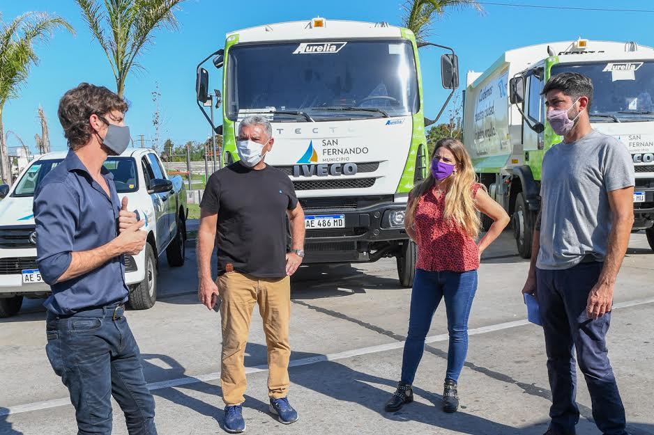 andreotti galera presentacion camiones