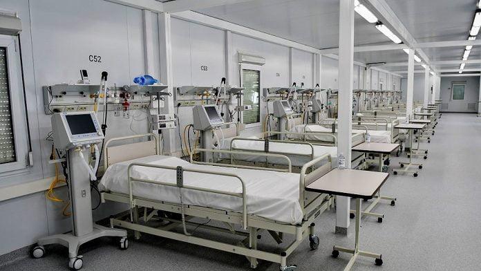 camas terapia intensiva provincia