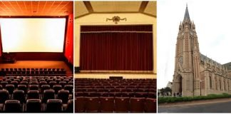 cine teatro templos