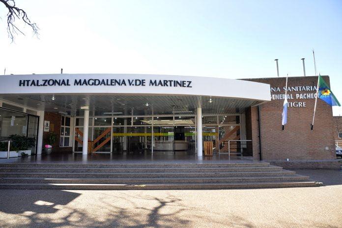 hospital de pacheco 292