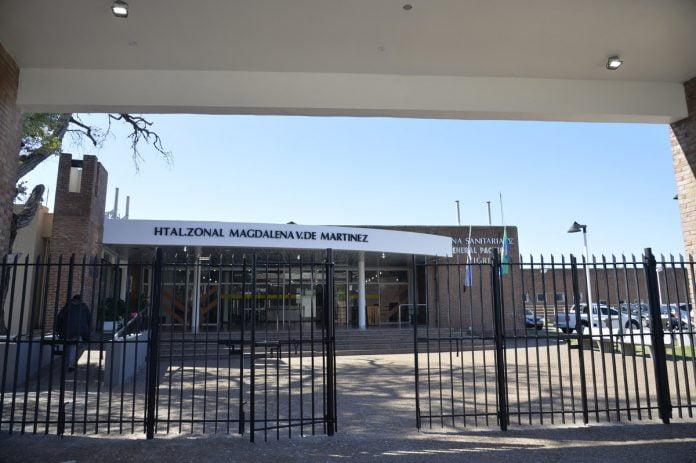 hospital de pacheco 302