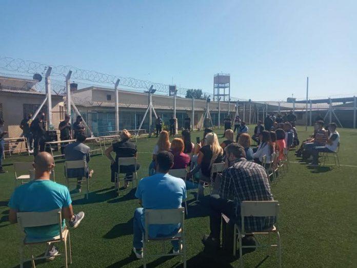 inauguraron pabellón universitario femenino san martín unidad 47