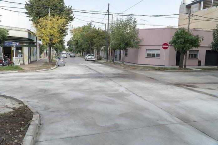 renovación pavimentos boulogne, san isidro