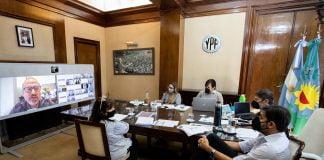 reunion intendentes restricciones kicillof