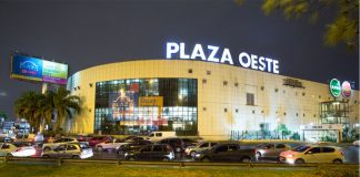 shopping plaza oeste