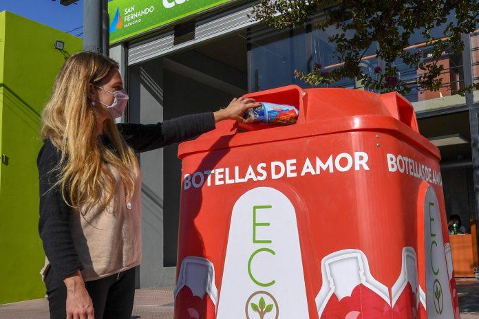 Botellas de Amor San Fernando