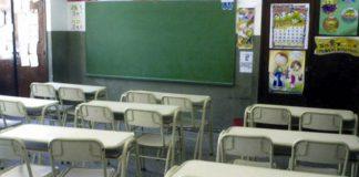 aula vacia clases