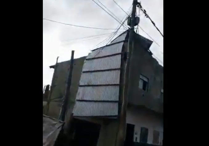 benavidez tormenta techo