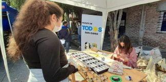 campaña salud visual pj fdt san isidro