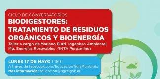 charla bioenergia tigre