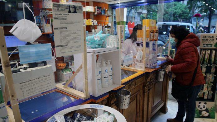 farmacias tests covid