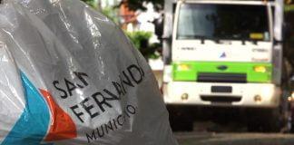 feriados recolección residuos san fernando