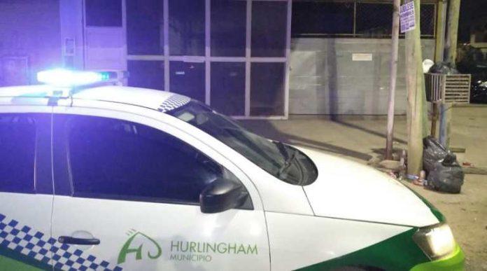 fiesta clandestina hurlingham