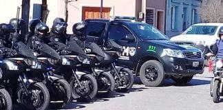 grupo motorizado