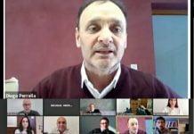 hcd rendicion cuentas 2020 sesion virtual