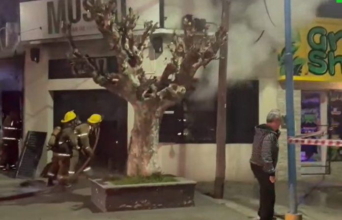 incendio garin cerveceria