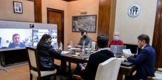 kicillof reunion intendentes mayo 2021