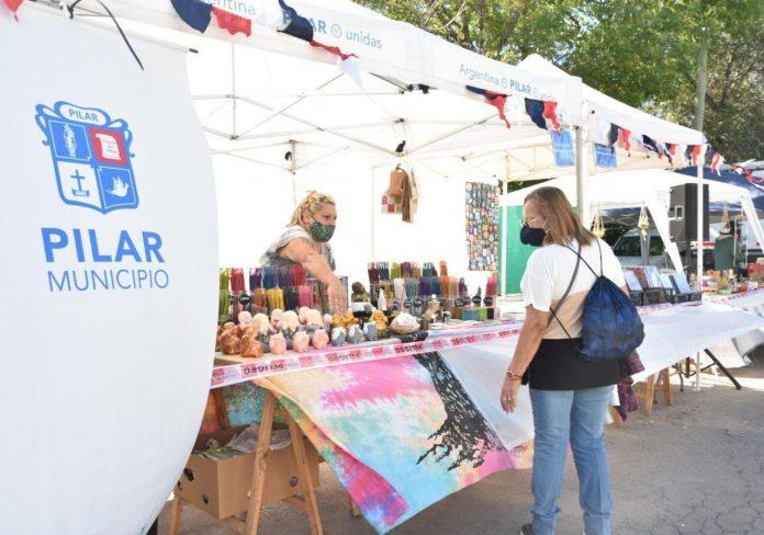 mercado economía popular barrios pilar