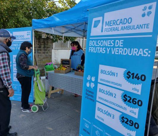 mercado federal ambulante