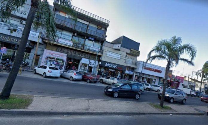 pacheco centro comercial comercios tigre