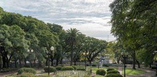 plaza mitre san isidro trabajos obras