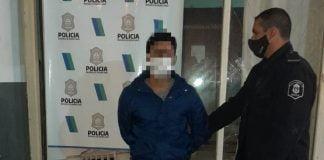 policía san martín robo clientes trabajadoras sexuales