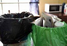 separacion de residuos casa