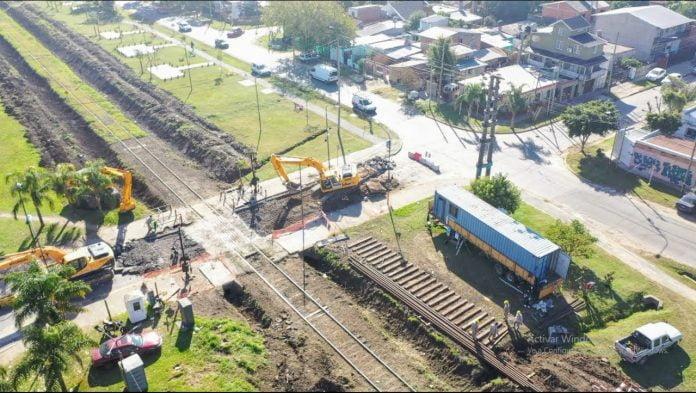 trenes argentinos paso nivel peru talar tigre