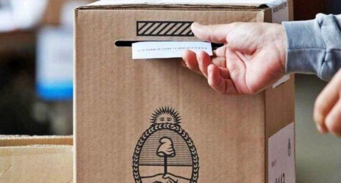 urna elecciones paso generales