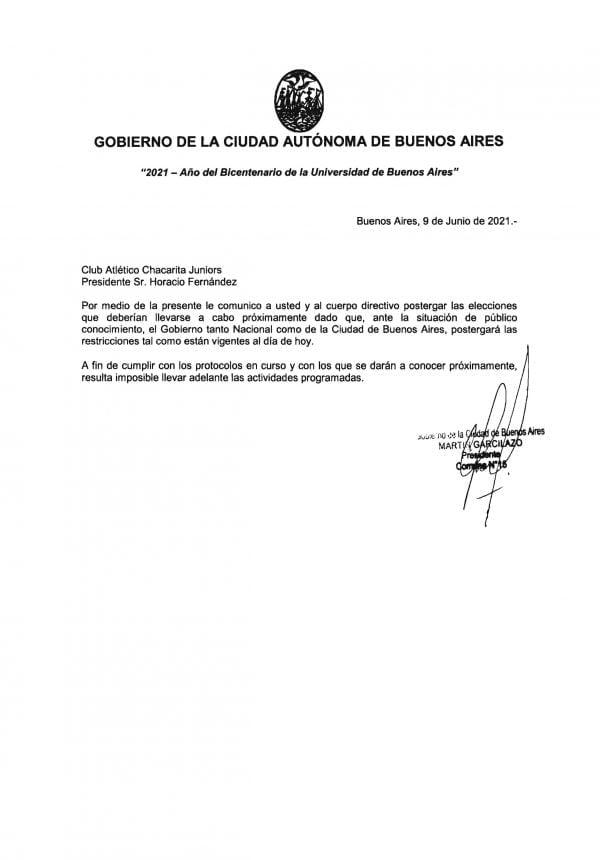 10.06.2021 nota cgp postergacion elecciones 3 600x860 1