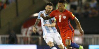 argentina chile eliminatorias