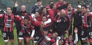 chacarita ascenso. 2008 2009