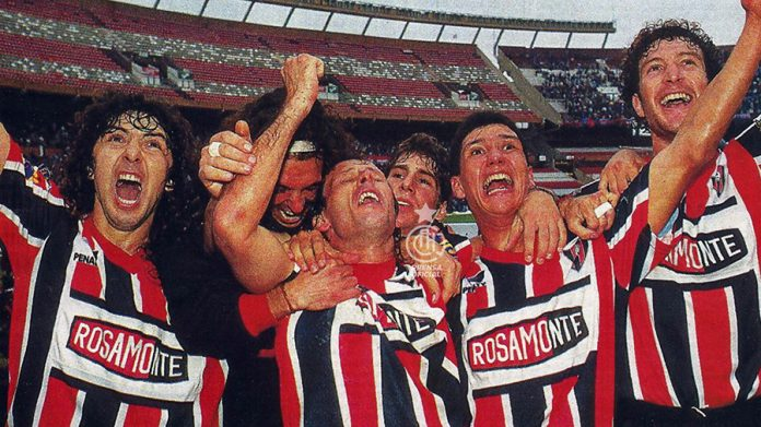 chacarita tigre. 1994 final