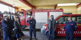 día bombero voluntario vicente lópez