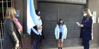 dia de la bandera malvinas argentinas