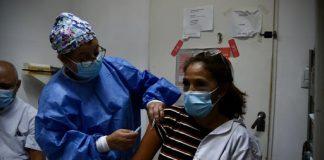 morón vacuna covid