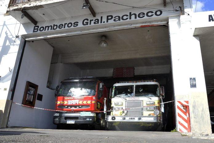 nuevo cuartel bomberos
