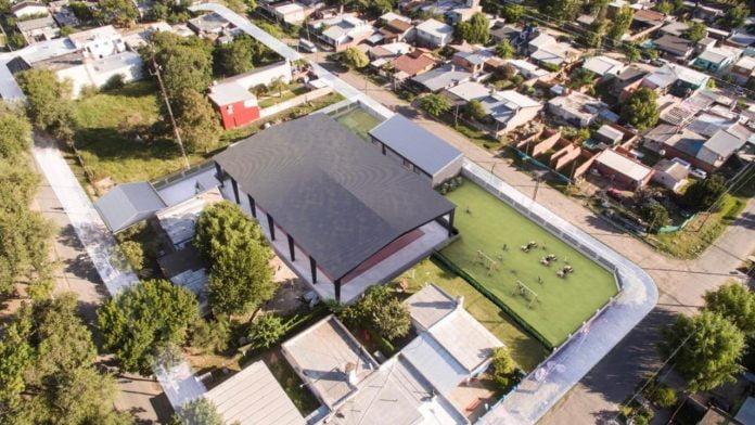 polideportivos pilar fondo infraestructura municipal
