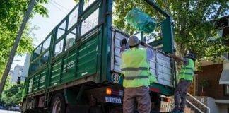 reciclaje vicente lopez