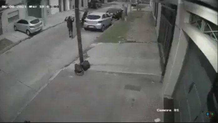 robo villa raffo tres febrero motochorros nene