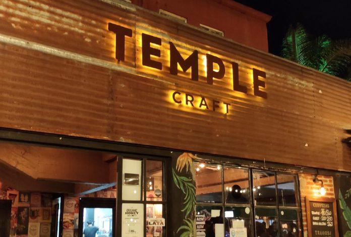 temple bar pilar