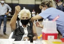 vacuna coronavirus provincia campaña