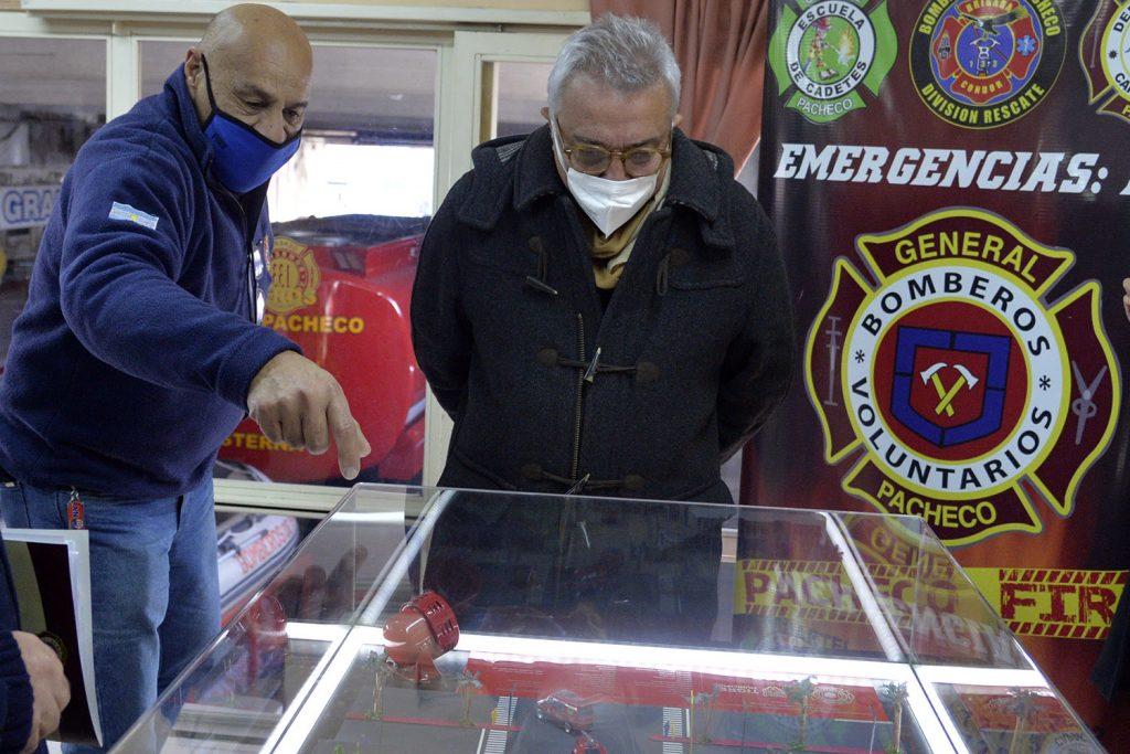 zamora cuartel bomberos