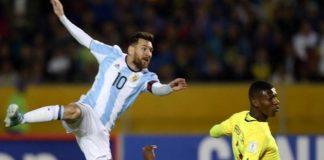argentina vs ecuador copa america 2021