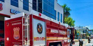 bomberos villa ballester