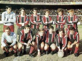 chacarita 1969
